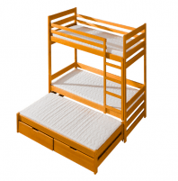 Triple bed Filip Children's beds