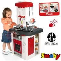 Vaikiška virtuvėlė | Tefal Studio 2015 | Smoby Žaislai mergaitėms