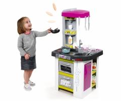 Vaikiška virtuvėlė Studio Bubble | mini Tefal | Smoby Rotaļlietas meitenēm