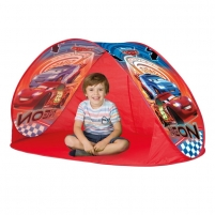 Vaikiška žaidimų palapinė Cars Pop Up Play Tent