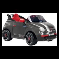 Vaikiškas automobilis Pegperego Fiat 500 S Remote Control Automobiliai vaikams