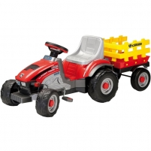 Vaikiškas automobilis Pegperego Mini Tony Tigre