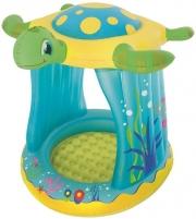 Vaikiškas baseinas vėžlys Bestway 52219, 109 x 96 x 104 cm Inflatable swimming pools