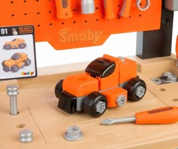Vaikiškas darbastalis | Black & Decker 2015 | Smoby Toys for boys