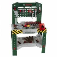 Vaikiškas darbastalis su priedais 77 vnt | Bosch | Klein Toys for boys