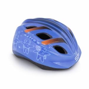 Vaikiškas dviratininko šalmas Spokey ASTRO Dviračių ir riedučių apsaugos