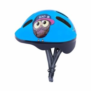 Vaikiškas dviratininko šalmas Spokey OWLY Dviračių ir riedučių apsaugos