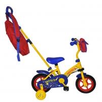 Vaikiškas dviratis WORKER Nataly 10 Velosipēdi bērniem