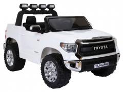 """Vaikiškas dvivietis visureigis """"Toyota Tundra"""", baltas Automašīnas bērniem"""