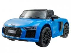"""Vaikiškas elektromobilis """"AUDI R8 Spyder"""", mėlynas"""