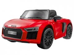 """Vaikiškas elektromobilis """"AUDI R8 Spyder"""", raudonas Automašīnas bērniem"""