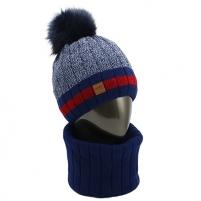 Vaikiškas komplektas VK415 Kepurės