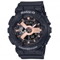 Vaikiškas laikrodis Casio Baby-G BA-110RG-1AER Vaikiški laikrodžiai