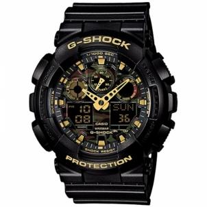 Bērnu pulkstenis Casio G-Shock GA-100CF-1A9ER