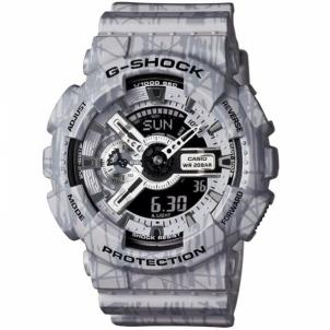 Vaikiškas laikrodis Casio G-Shock GA-110SL-8AER