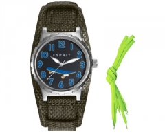 Kids watch Esprit TP90653 Green ES906534001