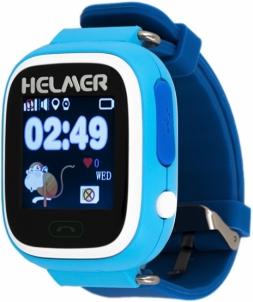 Vaikiškas laikrodis HELMER GPS LK 703 mėlyna