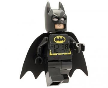 Vaikiškas laikrodis Lego Batman 9005718