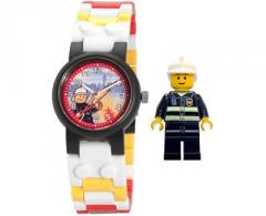 Kids watch Lego City Fireman Kids` Watch