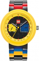 Kids watch Lego Two by Two Black/Yellow 9008030