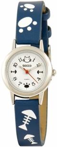 Vaikiškas laikrodis Secco S K502-3