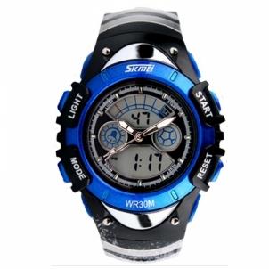 Vaikiškas laikrodis SKMEI AD0998 Kid Size Dark Blue
