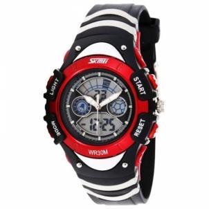 Vaikiškas laikrodis SKMEI AD0998 Kid Size Red
