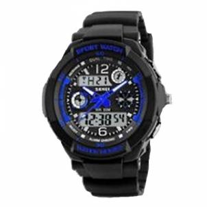 Vaikiškas laikrodis SKMEI AD1060 Kids Blue
