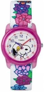 Vaikiškas laikrodis Timex Peanuts Time Teachers TW2R41700 Vaikiški laikrodžiai