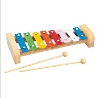 Vaikiškas metalofonas MMW Wooden Xylophone
