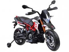 Vaikiškas motociklas APRILA childrens bike with PA0243 battery Cars for kids