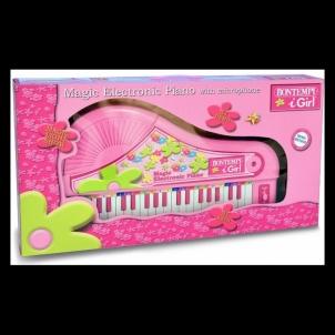 Vaikiškas pianinas 37 keys table electronic piano with microphone