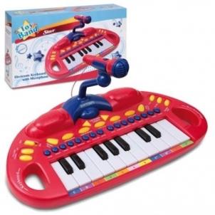 Vaikiškas pianinas Electr.Keyboard with microphone