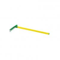 Vaikiškas sodininko įrankis - grėblys 61 cm | Mochtoys 10854_A Toys for girls