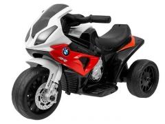 """Vaikiškas triratis motociklas """"BMW"""" , mėlynas"""