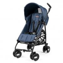 Vaikiškas vežimėlis Pliko Urban Denim