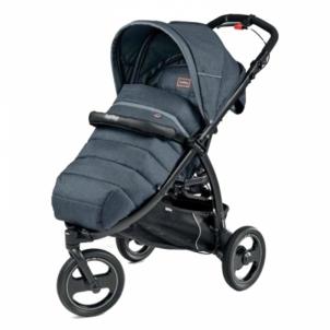 Vaikiškas vežimėlis Stroller Book Cross Compl.Blue Denim Par bērniem un to aksesuāru ratiņi