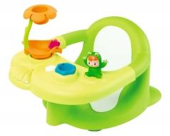 Vaikiškas žalias maudynių žiedas su varlyte | Smoby Kūdikių maudynėms