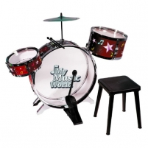 Vaikiški būgnai MMW Drum Kit Little Drum