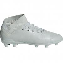 Vaikiški futbolo bateliai adidas Nemeziz 18.3 FG JR DB2353