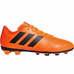 Vaikiški futbolo bateliai adidas Nemeziz 18.4 FxG DB2355