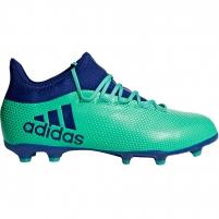 Vaikiški futbolo bateliai adidas X 17.1 FG JR CP8980 Football clothing