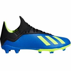 Vaikiški futbolo bateliai adidas X 18.3 FG DB2416