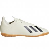 Vaikiški futbolo bateliai adidas X Tango 18.4 IN JR DB2432
