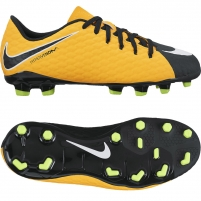 Vaikiški futbolo bateliai Nike Hypervenom Phalon III FG JR 852595 801