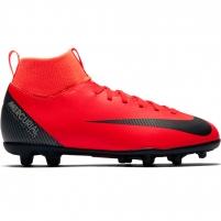 Vaikiški futbolo bateliai Nike Mercurial Superfly 6 Club CR7 MG JR AJ3115 600