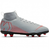 Vaikiški futbolo bateliai Nike Mercurial Superfly 6 Club MG JR AH7339 060