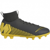 Vaikiški futbolo bateliai Nike Mercurial Superfly 6 Club MG JR AH7339 070