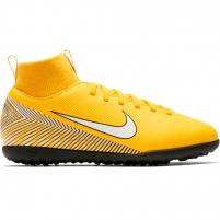 Vaikiški futbolo bateliai Nike Mercurial Superfly X 6 Club Neymar TF JR AO2894 710