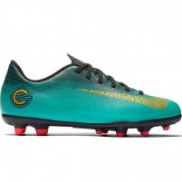 Vaikiški futbolo bateliai Nike Mercurial Vapor 12 Club GS CR7 FG/MG JR AJ3095 390
